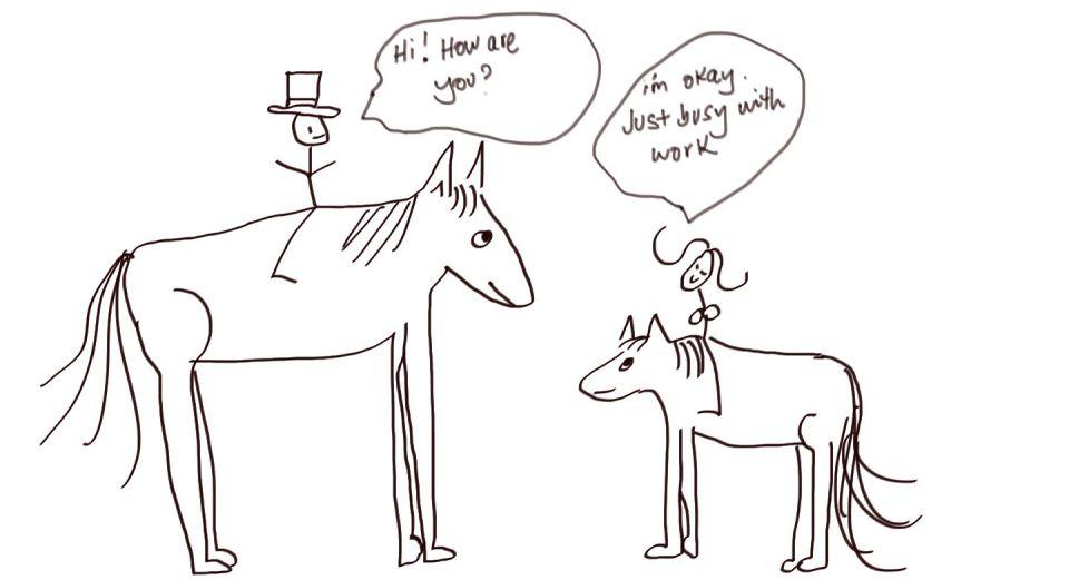 horsehello